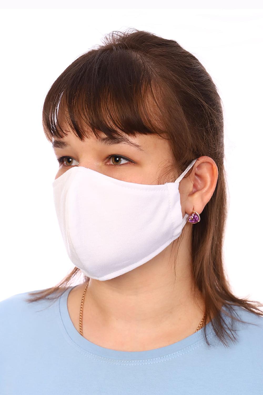 Гигиеническая маска  белая