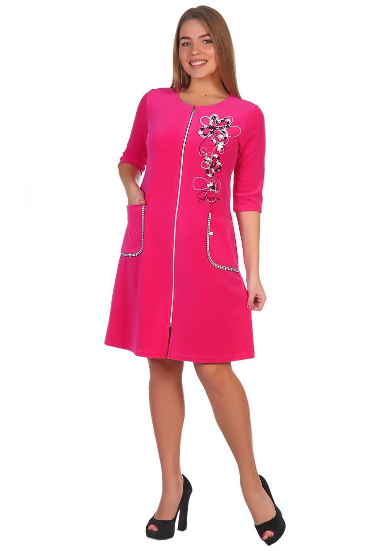 Купить качественные домашние женские халаты из Иваново